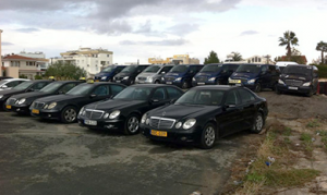 Airport Larnaca taxis